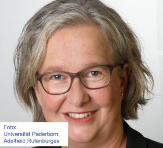 Simone Probst, Vizepräsidentin für Wirtschafts- und Personalverwaltung der Universität Paderborn