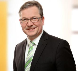 Michael Dreier, Bürgermeister der Stadt Paderborn
