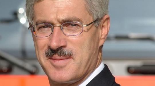 Klaus Maurer, Leiter Feuerwehr Hamburg a.D.
