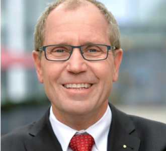 Manfred Müller, Landrat des Kreises Paderborn