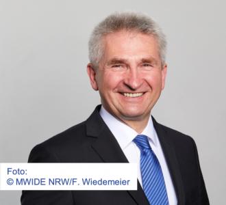 Prof. Dr. Andreas Pinkwart, Minister für Wirtschaft, Innovation, Digitalisierung und Energie des Landes Nordrhein-Westfalen