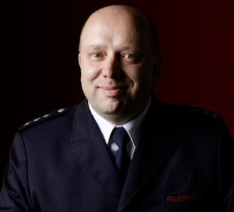Christoph Schöneborn, Landesgeschäftsführer des Verbandes der Feuerwehren in NRW e. V. (VdF NRW)
